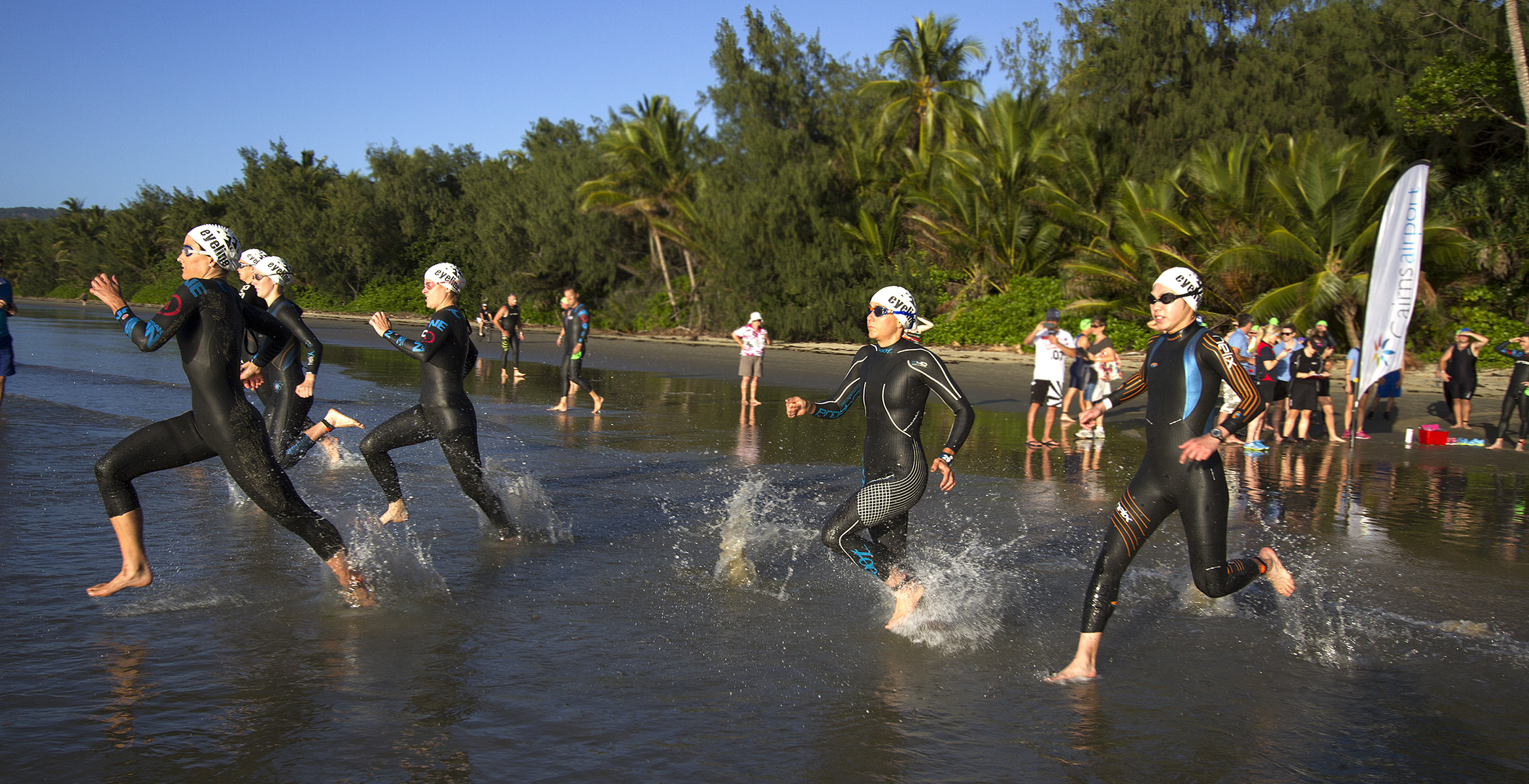 Coral Coast Triathlon
